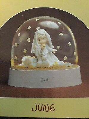 Precious Moments Water Dome June Limited Edition