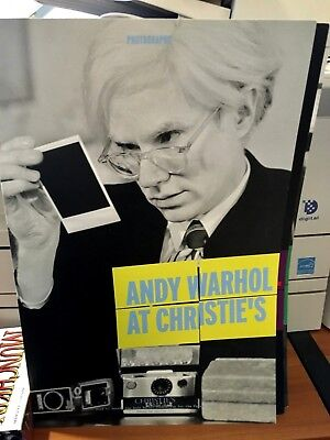 Christie's Andy Warhol at Christie's : Photographs 12 November 2012 New York