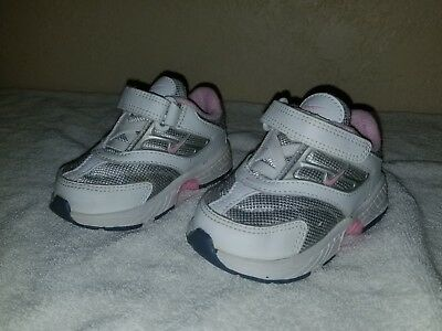 Girls Infant Toddler Size 4 Nike Shoes
