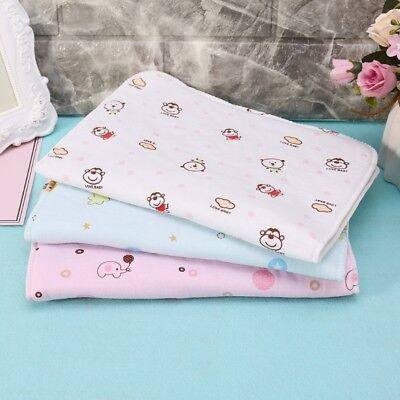 Baby Changing Pad Reusable Stroller Diaper Folding Soft Mat Washable Waterproof