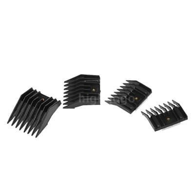 4 Sizes Limit Comb Hair Clipper Guide Attachment For Cordless Electric J1e6