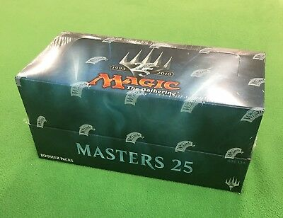 Magic Masters 25 Booster Box