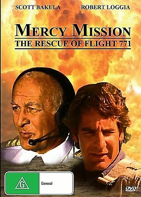 Mercy Mission: The Rescue of Flight 771 - New Region All