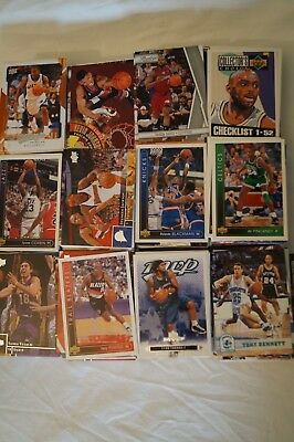 NBA CARDS - BULK LOT 1000+ x ASSTD. CARDS. Sky Box, Upper Deck, Panini, Fleer.