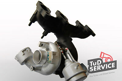 Turbolader Audi A3 VW Passat Golf V Caddy Touran 1.9TDI 105PS DPF 03G253019K BLS