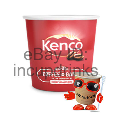Kenco In Cup, Incup Drinks, 76mm, 7oz, Kenco Smooth Coffee