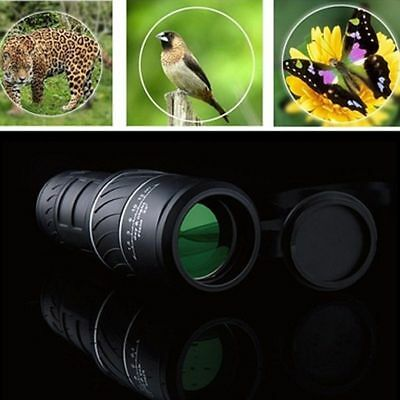 Sports 40X60 Zoomable Monocular HD Low Light Night Vision Shimmer lll Telescope