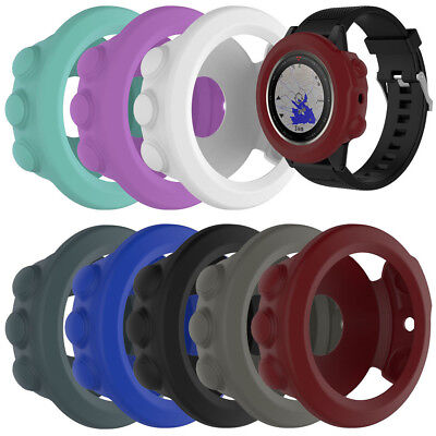 Durable Replacement Silicon Slim Watch Case Cover For Garmin Fenix 5X Plus Watch