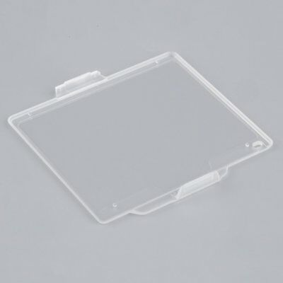 Transparent Hard Pastic LCD Screen Protector Monitor Cover BM For Nikon GD