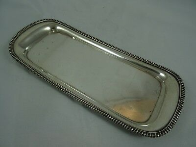 OLD SHEFFIELD, silver plated SNUFFERS TRAY, c1810
