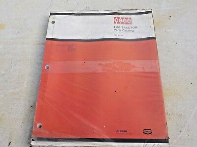 David Brown Case 1194 Tractor Parts Catalog Catalogue  VAT Included