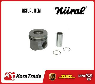 Nural Engine Cylinder Piston With Rings 8714810730