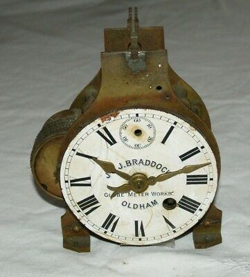 Antique Fusee Clock  Movement, Spares/Repair