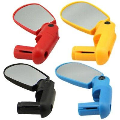 Hot Bike Mirror Mountain Bicycle Rearview Handlebar End Rear Back View Sport UK