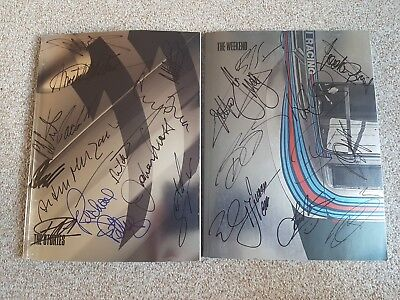 Goodwood Festival Of Speed Signed Programme, Formula 1, Rally * Proof*