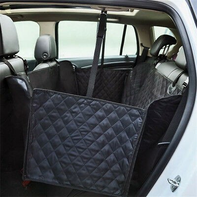 Pet Auto Seat Cover Cover Dog Safety Mat Cuscino posteriore Amaca Big Size