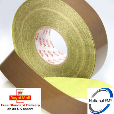 Vacuum sealer / Packer PTFE Self Adhesive Teflon Tape 50mm Wide (Incl VAT)