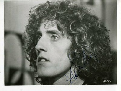 the Who ROGER DALTREY autograph HAND SIGNED rr EPPERSON real 2251