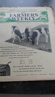 The Farmers Weekly Magazine