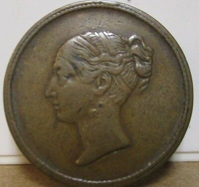 ND c1800s - UF-5910 - Unofficial Farthing - Ireland - Cork - Cove, Swanton & Co.