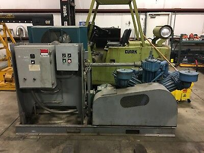 Ingersoll Rand Recipricating Air Compressor