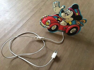 Mickey Mouse Wandleuchte