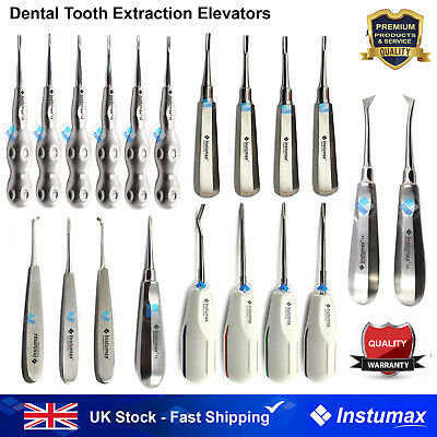 Dental Surgical Luxating Elevators Tooth Root Extraction Surgical Elevators Sets