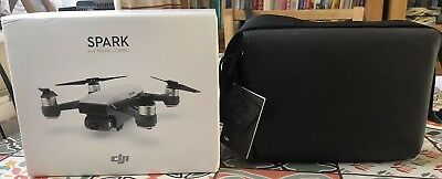 DJI Spark Fly More Combo - Lava Red, Excellent Condition