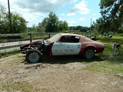 1976 Pontiac Firebird fire bird 1976 Pontiac Firebird  project 455 car