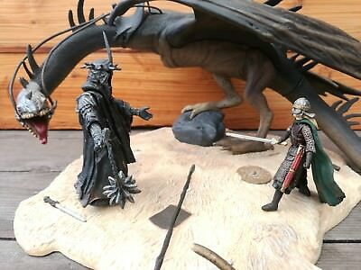 Herr der Ringe / Hobbit - Pelenor Fields - Fell Beast- Play Along Set - Tolkien