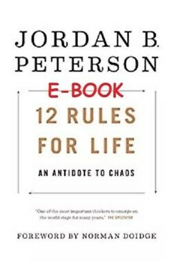 12 rules for life: an antidote to chaos **iBook**
