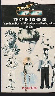 Doctor Who - The Mind Robber Virgin reprint