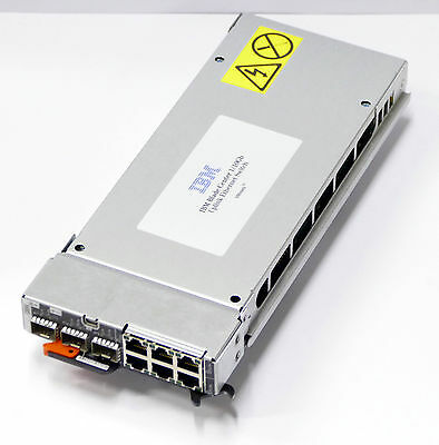 ibm BladeCenter 1/10Gb Uplink Ethernet Switch 90y9390 44W4404 BN-RZZ