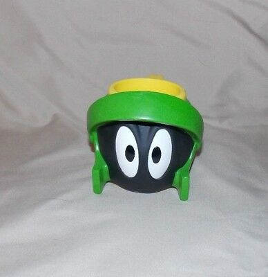 Applause 1995 MARVIN the MARTIAN Looney Tunes Plastic Drinking Cup Mug