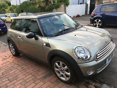Mini Cooper automatic low mileage