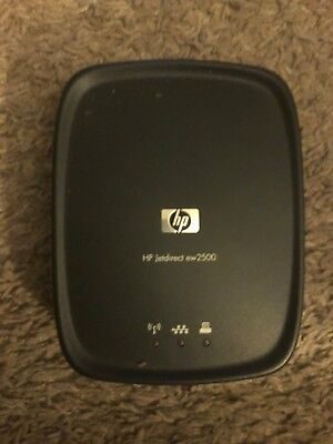 hp ew2500 wireless print server