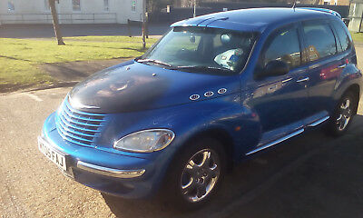 chrysler pt cruiser automatic 2.4 Limited 2005