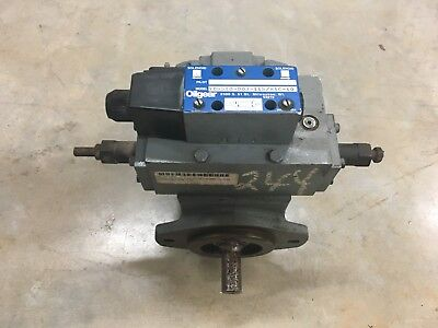 New Oilgear Pvw 15 Lsay Rusbv115 Hydraulic Pump With Vds510-D03-115/hac-10