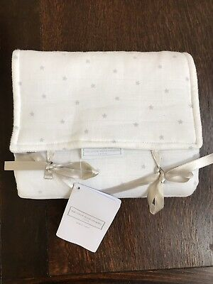 The little White Company Changing Mat