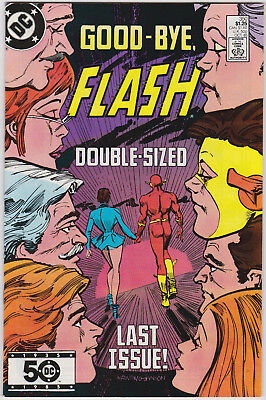 The Flash    # 350       1985          NM
