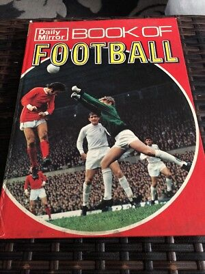 daily mirror book of football 1970
