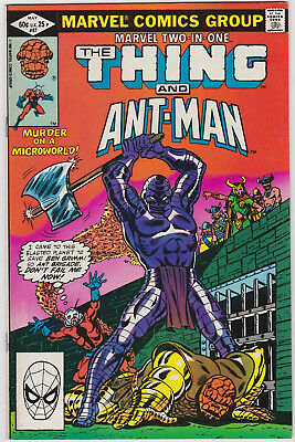 Marvel Two-In-One   # 87       1982         NM-
