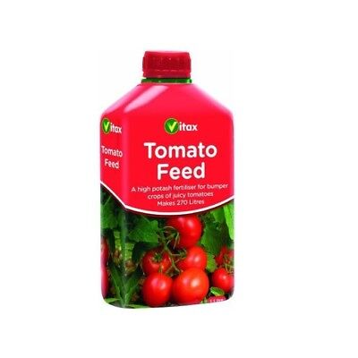 Vitax Tomato Feed Liquid Food Fertiliser 1 litre