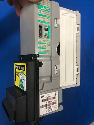 Mars Ae 2631 Bill Acceptor 110 Volt  Updated To 08 $5.new Belts Installed