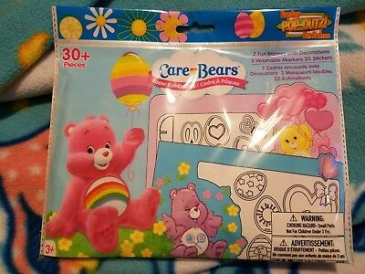 Care Bears 2017 Easter Fun Frames 30+ pieces