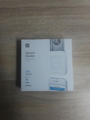 Square Reader For Contactless Chip And Magstripe