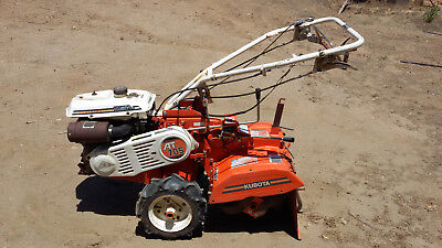 Kubota AT 70S Roto Tiller Rototiller ** LOWERED RESERVE **