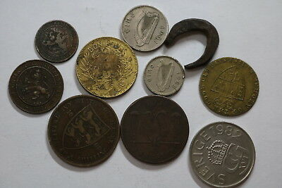 Many Old World Coins Useful Lot A88 Pzr31