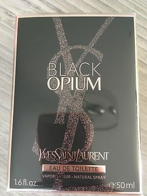 Yves Saint Laurent   Black Opuim    Eau de Toilette  Vapo 50ml