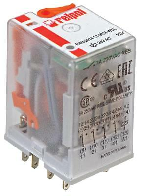 OCTAL 8-PIN RELAY 2PCO 10A 12VDC R15-2012-23-1012-WTL